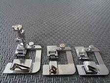 """Rolled Hemmer Hem Foot 1/2"""" , 3/4"""" , 1"""" For Bernina Old Style 530-1630 ,730-1630"""
