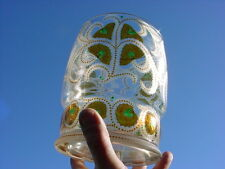 Wonderful Art Nouveau / Jugendstil Art Glass Bohemian Steinschönau Vase.