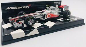 Minichamps 1/43 Vodafone  McLaren  Mercedes  MP4/26 #117 Jenson Button 530114304