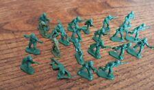 1/72 20 soldats américains  .