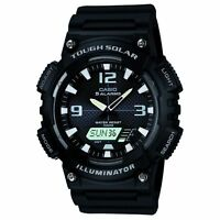 Mens Casio Tough Solar watch AQ-S810W-1AVEF