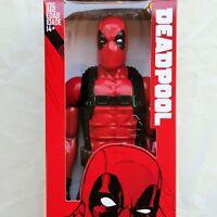 DEADPOOL Marvel Deadpool 12-In Titan Hero Series Action Figure NIB