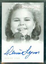 Twilight Zone 2019 (A152) Denise Lynn as Little Girl Autograph Card