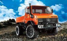 Tamiya # 58609 1/10 Rc Mercedes-Benz Unimog 425 - Cc01 New In Box