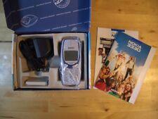NOKIA 3300 TELEFONO MOVIL MOBILE CELLULAR NHM-6NX VINTAGE NEW NUEVO