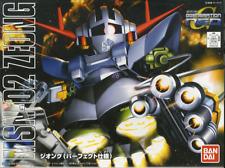 Gundam SD BB MSN-02 Zeong #234 Bandai Model Kit