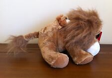 Lil Peepers Carnie Lion & Baby Jungle Cat Plush Toy Medium