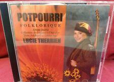 Potpourri Folklorique CD Lucie Therrien