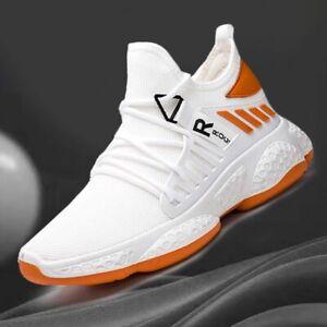 Men's Athletic Shoes Designer Men Sports Sneaker Non-Slip Walking Shoes
