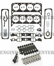 Head Gasket Set+Head Bolts for Chevy GMC 5.7 350 VIN-K TBI 1987-96
