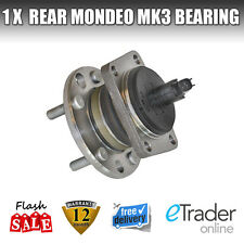 Ford Mondeo REAR Wheel Bearing Hub & ABS Sensor MK3 01-07 PREMIUM QUALITY