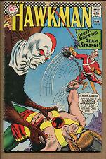 Hawkman #18 - Guest-Starring Adam Strange! - 1967 (Grade 5.0)