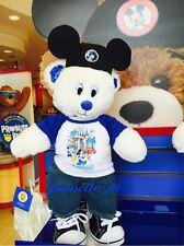 RARE Disney Build A Bear Disneyland Diamond 60th Anniversary BOY OUTFIT ONLY