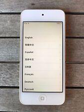 Apple iPod Touch A1574 6th Generazione Oro Memoria Sconociuta - iCloud Bloccato