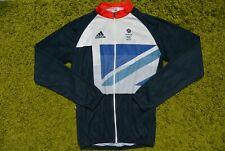 Adidas Team GB Great Britain Olympic London 2012 Long Sleeve Cycling Jersey 2XL