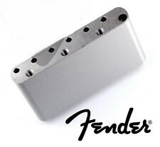 Genuine USA Fender Vintage 57/62 Reissue Strat Guitar Tremolo Bridge Steel Block