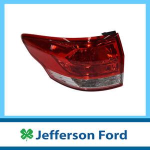 Genuine Ford Rear Lamp Combinaton Left Hand Side For Territory