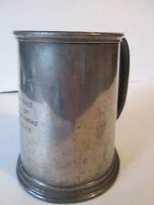 Sporting owner drivers club 1935 Trophy.motor sport trophy.Motor sport tankard.