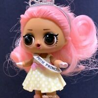LOL Surprise Hairgoals Makeover Series 5 WAVE 2 Prom Princess Doll Toy Xmas Gift
