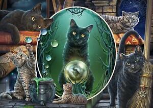 Schmidt Lisa Parker: Mystical Cats Jigsaw Puzzle (1000 Pieces)