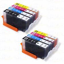 8PC 564 XL Ink For HP PhotoSmart C309h B210 B209 6520 6521 6525 6515 5510 5520