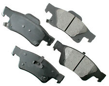 Akebono ACT1498 Rear Ceramic Brake Pads
