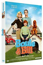 DVD *** BOULE ET BILL *** avec franck Dubosc, Marina Foîs  ( neuf sous blister)