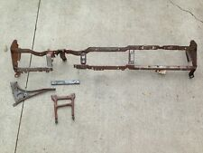 87-89 Ford Mustang Dash Metal Frame Support for Dashboard & Wiring Harness OEM