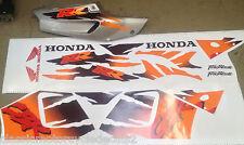 HONDA CBR900RR CBR900RRS URBAN TIGER BLADE RESTORATION DECAL SET 1995