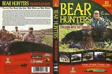 Bear Hunters Stalking with the Experts DVD NEW