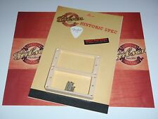 Gibson Les Paul Pickup Rings Historic Creme Guitar Parts Cream R8 R9 Humbucker T