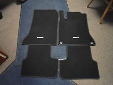 2012 2013 2014 Mercedes Benz C Class Sport Car Mats 4 Piece SET FACTORY OEM DEAL
