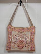 Beige velvet square women bag purse gift free ship