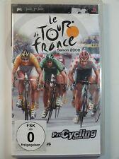 !!! SONY PSP SPIEL Tour de France 2008, gebraucht aber GUT !!!