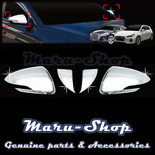 Chrome Side Marker Rear View Mirror Cover for 18+ Hyundai Accent/Solaris/Verna