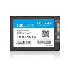 """OSCOO SSD-001 SATAIII 2.5"""" 120GB MLC/TLC /NAND FLASH SSD Solid State Drive D7K1"""