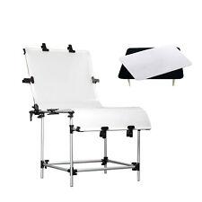 60x130cm Photography Photo Studio Display Shooting Table&Non-reflective Board