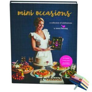 Nora Fleming Mini Occasions Book And Mini Set Bkmo - Free Shipping