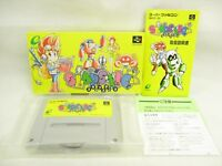 Super Famicom SLAP STICK Mint Condition REF/aba Nintendo Japan Boxed Game sf