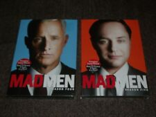NEW SEALED - Mad Men COMPLETE Seasons 4 & 5 DVD ALL 26 Episodes on 8 discs
