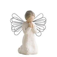 Willow Tree Figur / Engel des Gebets / ANGEL OF PRAYER / 10,5 cm