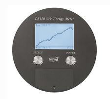 New LCD UV Energy Meter LS120 UV Integrating Radiometer UV Measurement Tester H