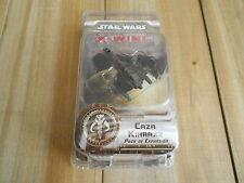 Star Wars X-Wing - El juego de Miniaturas Expansión: Caza Kihraxz - EDGE