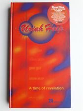 Uriah Heep A Time of revelation 4 CD Box Set