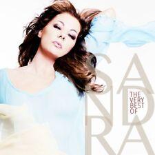 SANDRA - THE VERY BEST OF SANDRA (2CD)  2 CD NEW!