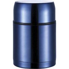 Termo para comida 750 ml azul Bergner Disc St