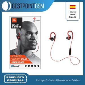 Auriculares JBL Reflect  Contour color rojo headphones - USADO