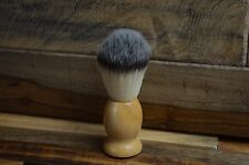 Shave Tool Pure Badger HAIR SHAVING BRUSH 100% Natural Wooden Handle Mens Luxury