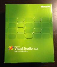 MS Visual Studio 2005 Standard Vollversion englisch inkl.2ter Installation