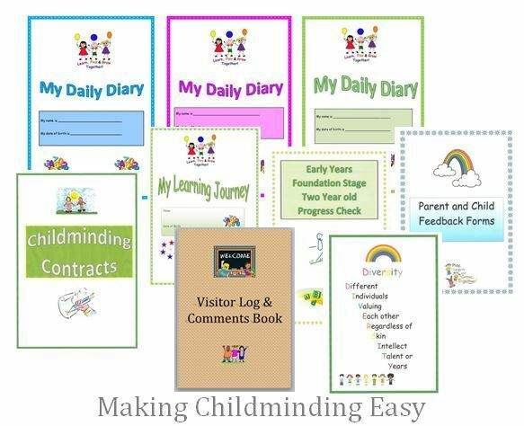Making Childminding Easy